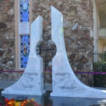 The St. Mary Centennial Genocide Monument